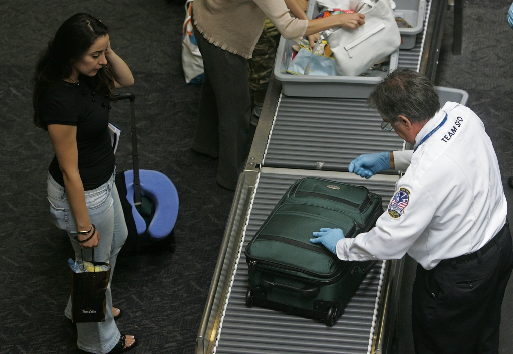 Flying high: What will TSA actually do with my weed if I'm traveling between two states where it's legal?