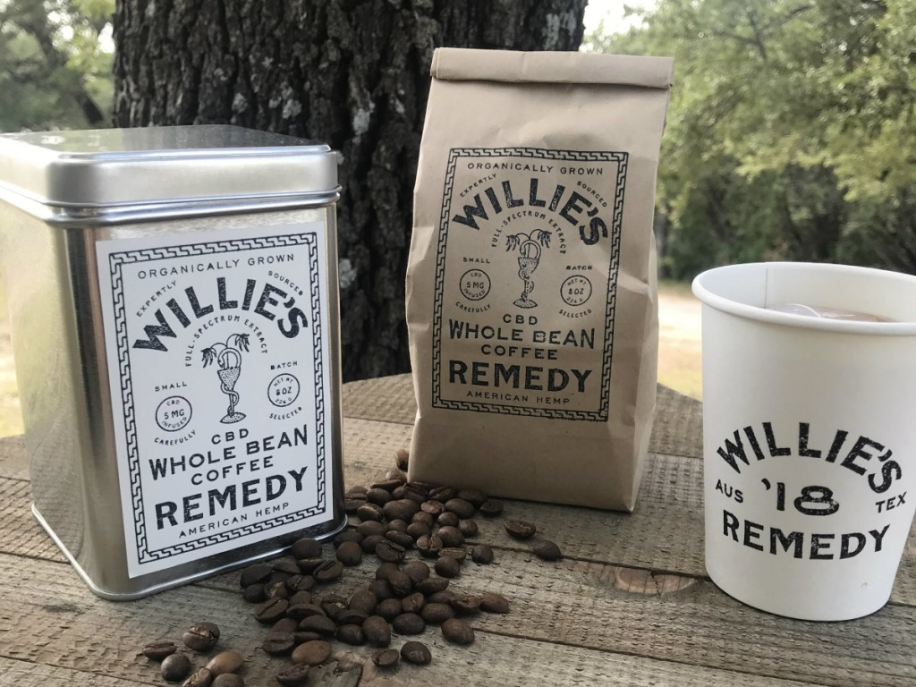Willie Nelson makes CBD coffee, but should we drink it?