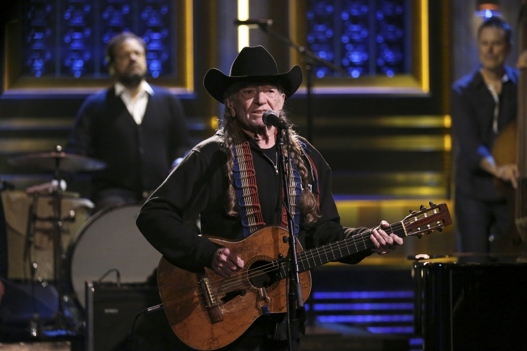 Willie Nelson named himself 'chief tester' at his own cannabis company