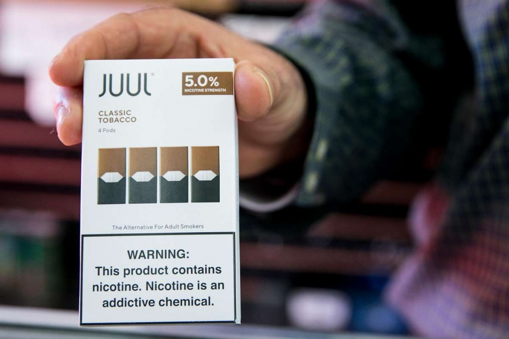 San Francisco first to ban e-cigarettes, Juul fights back