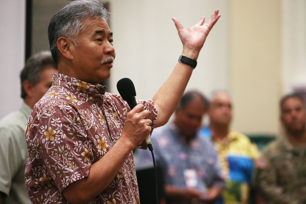 Hawaii decriminalizes small amounts of marijuana possession