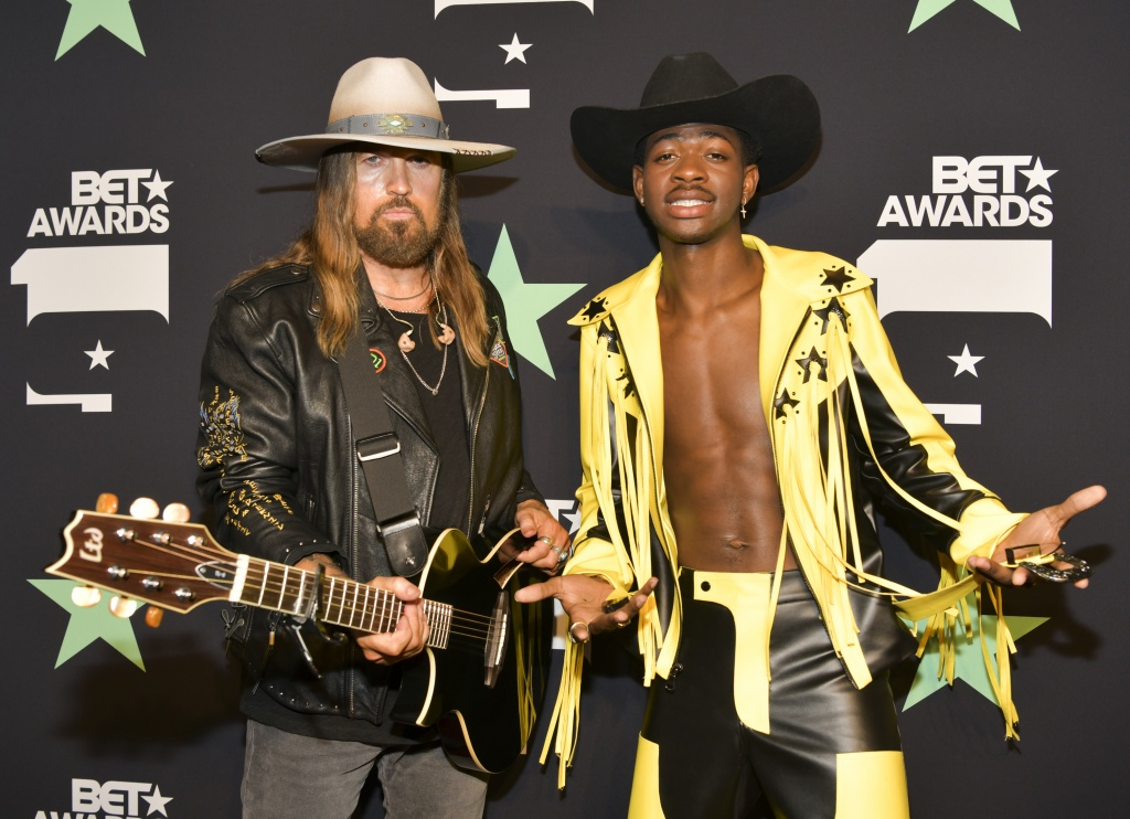 Billy Ray Cyrus was forced to cut marijuana lyric from 'Old Town Road' verse