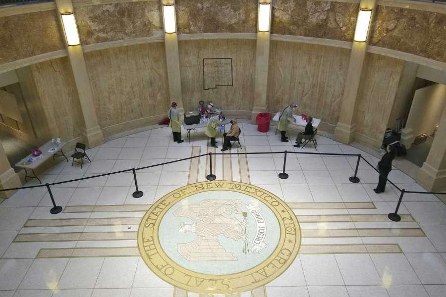 New Mexico legislators seek policing, cannabis reforms   GreenState