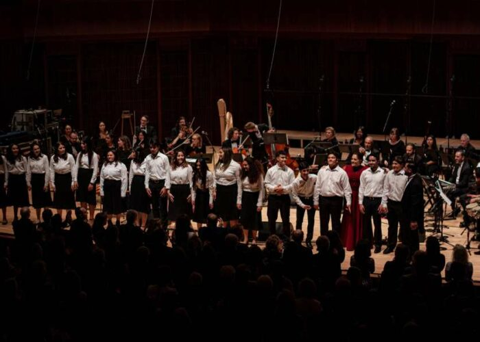 National Arab Orchestra overcoming audience fears virtually
