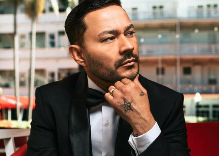 Singer Frankie J finds his future in Latin pop's past