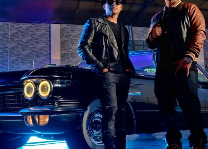 Frankie J and Baby Bash to kick off Drive-In Live Fest concert series in Houston