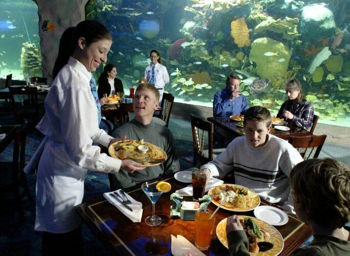 Downtown Aquarium: Houston Restaurant Weeks at Downtown ...
