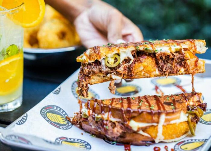 5 new Houston restaurants openings including Twisted Grilled Cheese