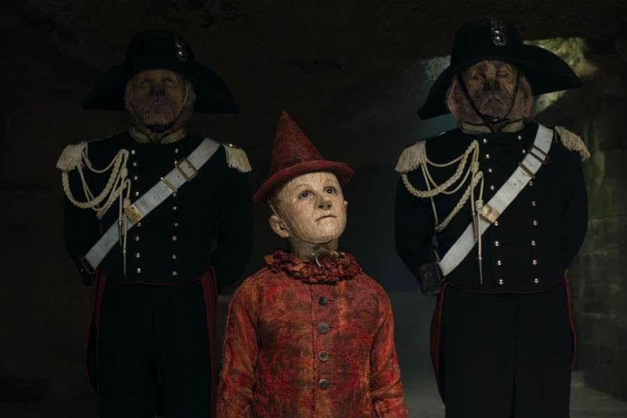 Review: Grim, beautiful 'Pinocchio' is less Disney and more Del Toro |  Datebook