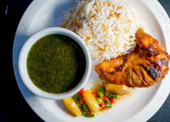 A new Abu Omar Halal restaurant opens its doors next week
