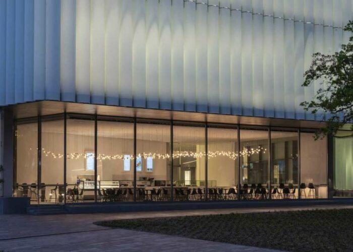 Café Leonelli opens today at MFAH's Kinder Building