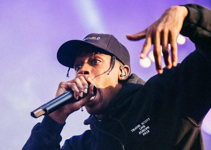 Who's playing Travis Scott's sold out Astroworld Festival?