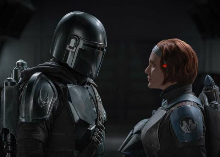 Q&A: For 'The Mandalorian' actor Katee Sackhoff, space is the place