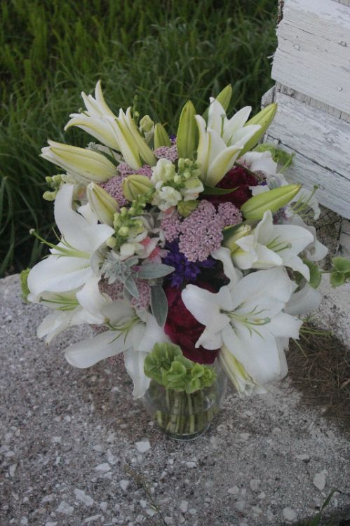 Bridal Bouquet for a June Wedding