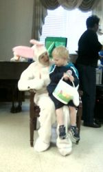 Woodview Easter Bunny