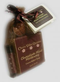 Chocolate Mint Meltaway Gift Bag