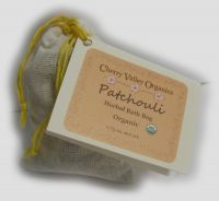 Patchouli Bath Bags