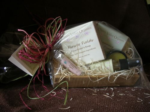 Gardener's Mini Gift Basket