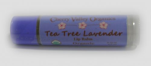 Tea Tree & Lavender Lip Balm