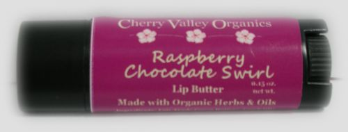 Raspberry Chocolate Swirl Lip Butter