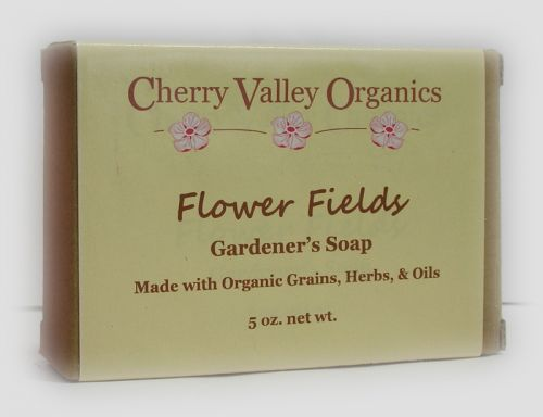 Flower Fields Gardener's Soap
