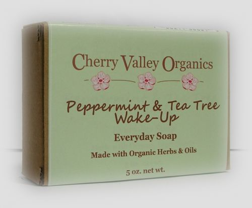 Peppermint & Tea Tree Wake-Up Everyday Soap