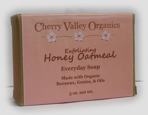 Exfoliating Honey Oatmeal Everyday Soap