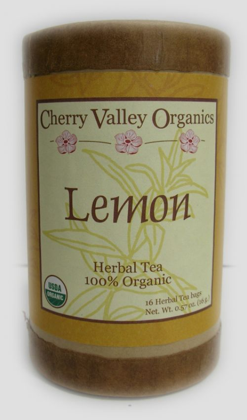 Lemon Herbal Tea