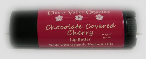 Chocolate Covered Cherry Lip Butter