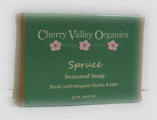 Spruce Seasonal Soap