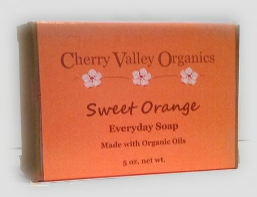 Sweet Orange Everyday Soap