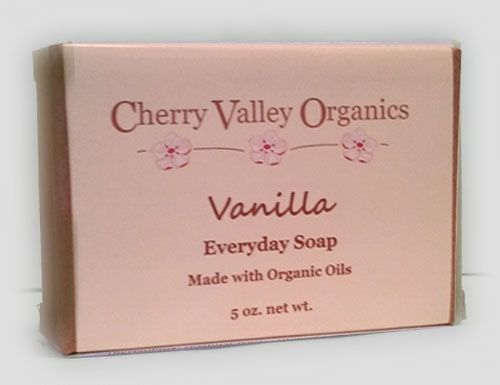 Vanilla Everyday Soap