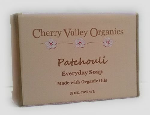 Patchouli Everyday Soap