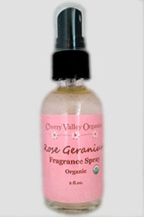 Rose Geranium Fragrance Spray