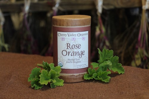 The best way to buy organic herbal tea online is from a small company like Cherry Valley Organics.