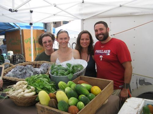 Part of our market team