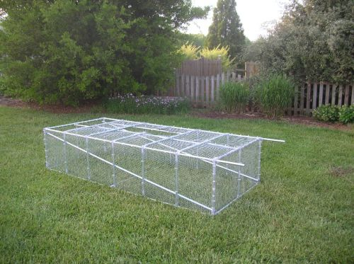CHICKEN TRACTOR FRAME