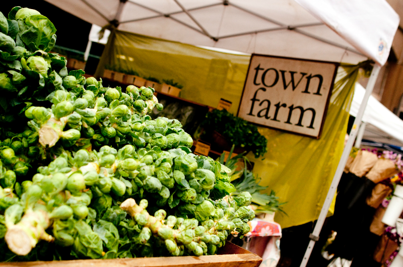 town farm brussels sprouts