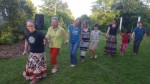 Dancing at Solstice