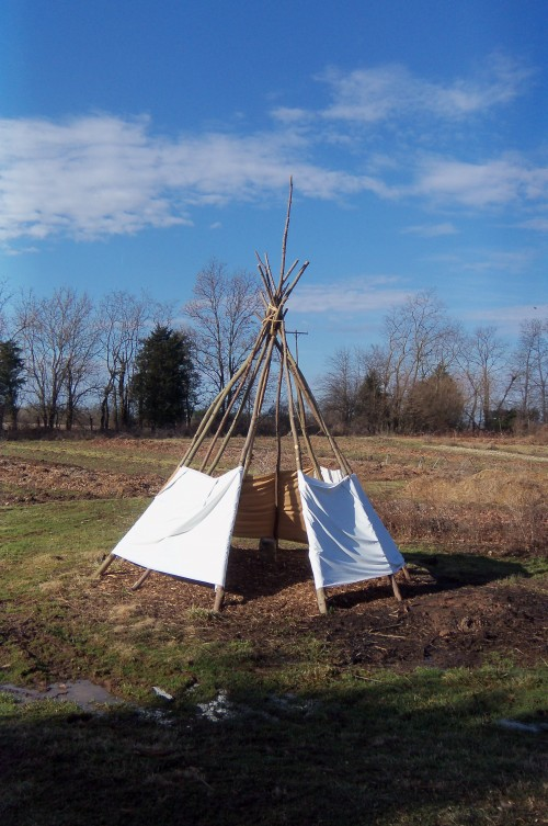 lining for teepee