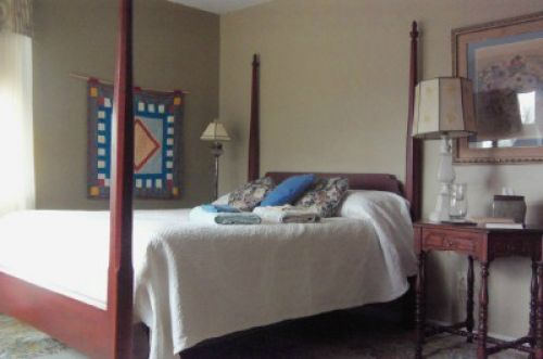 master bedroom, Retreat House