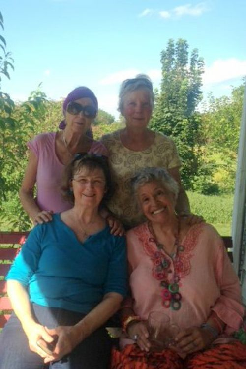 A Time to Be: A Woman's Retreat