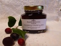 Raspberry-Cranberry Jam - Gift Size
