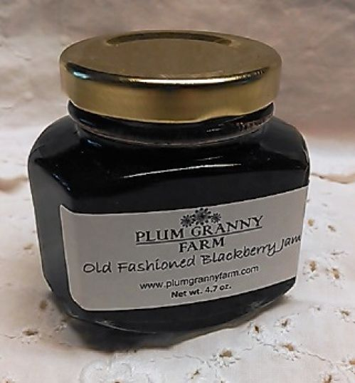 Old Fashioned Blackberry Jam - Gift Size