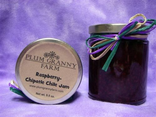 Raspberry-Chipotle Jam