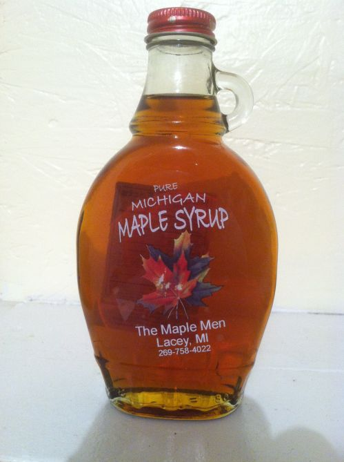 Half-pint of Maple Syrup
