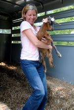 Patti welcomes new doelings to Waverly Farms