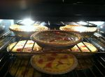 Spring Quiche made with eggs from soy-free organically fed pastured hens