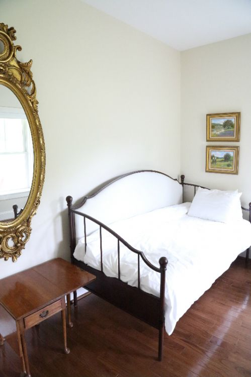 Downstairs Twin Daybed