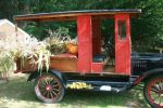 26 Ford Model T with Corn Stalks